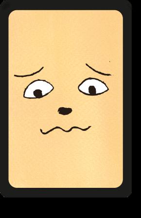 carta del mazo -K