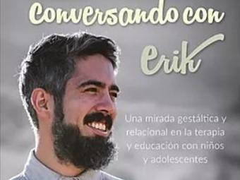 """Libro """"Conversando con Erik"""""""